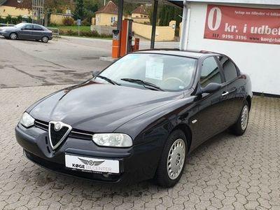 brugt Alfa Romeo 156 2,0 TS+ 16V