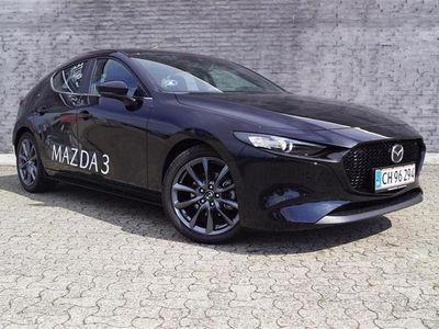 brugt Mazda 3 2,0 Skyactiv-G Cosmo 122HK 5d 6g Aut.