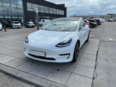 brugt Tesla Model 3 75 el EL Long Range ANHÆNGERTRÆK AWD 351HK