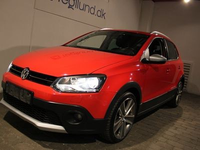 brugt VW Polo Cross 1,6 TDi 90