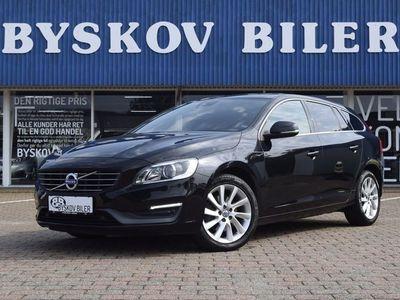 brugt Volvo V60 2,0 D4 181 Momentum aut.