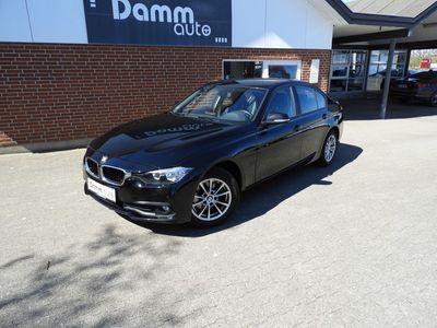 brugt BMW 320 2,0 d Steptronic 190HK Sedan aut