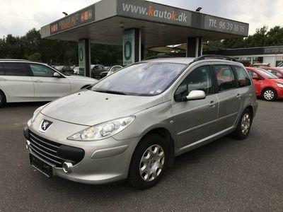 brugt Peugeot 307 1,6 T6 HDi 90 stc.