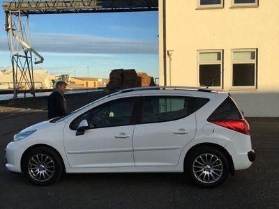 brugt Peugeot 207 1,6 I 16V STC.