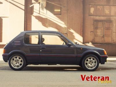 second-hand Peugeot 205 GTI 1,9