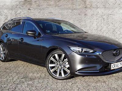brugt Mazda 6 2,0 Skyactiv-G Optimum 165HK Stc 6g Aut.