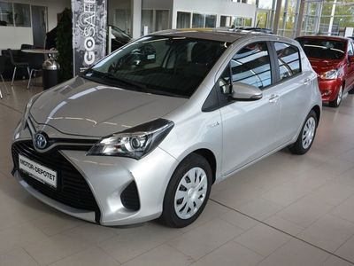 brugt Toyota Yaris Hybrid 1,5 Hybrid Komfort e-CVT