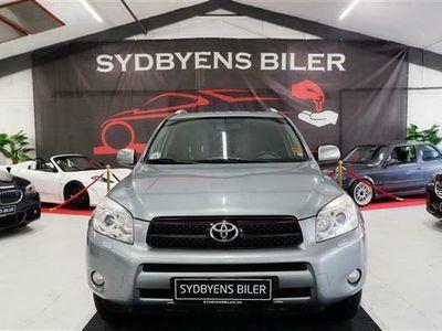 brugt Toyota RAV4 Plus 2,2 D-4D 4x4 136HK Van