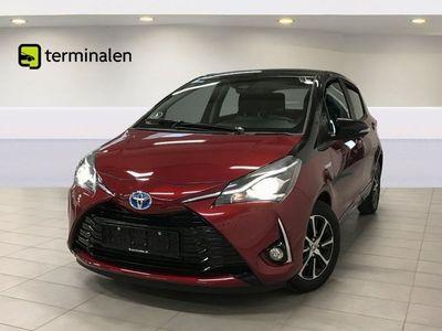 brugt Toyota Yaris 1,5 Hybrid H3 Premium e-CVT