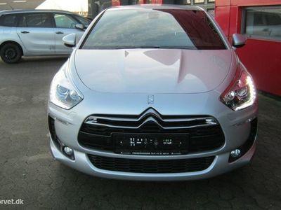 brugt Citroën DS5 1,6 Blue HDi Design 120HK Stc 6g