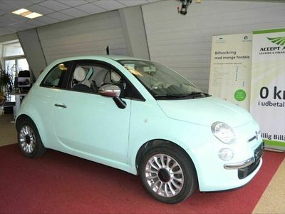 brugt Fiat 500 Popstar