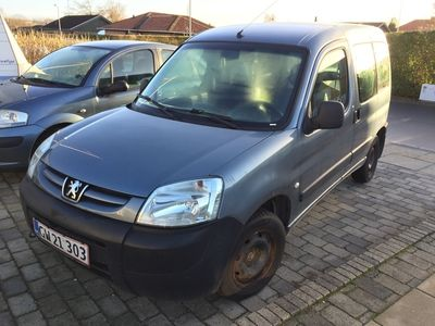 brugt Peugeot Partner 1,6 HDI