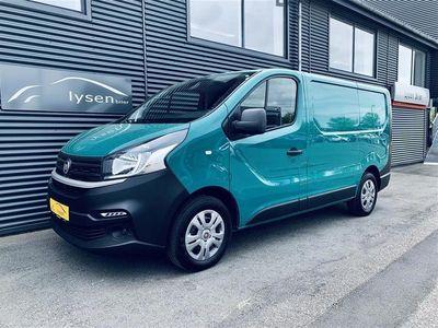 brugt Fiat Talento L1H1 1,6 MJT Professional Plus Navi 120HK Van 6g