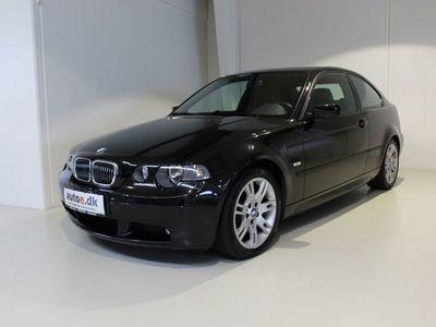 brugt BMW 325 Ti 2,5 Compact aut.