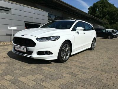 brugt Ford Mondeo 2,0 SCTi 203 ST-Line stc. aut.