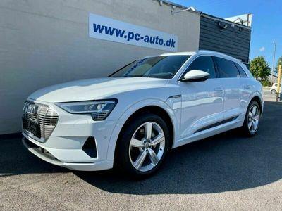 brugt Audi E-Tron 50 Advanced quattro 5d