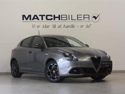 brugt Alfa Romeo Giulietta 1,8 TBI Veloce TCT 240HK 5d 6g Aut.
