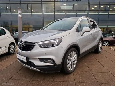 gebraucht Opel Mokka X 1,4 Turbo INNOVATION 140HK 5d 6g Aut.