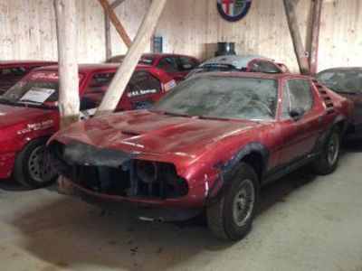 käytetty Alfa Romeo Montreal Alfa Romeo Montreal