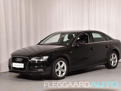 brugt Audi A4 2,0 TDI Multitr. 190HK 8g Trinl. Gear
