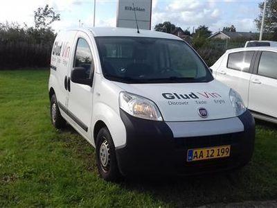 używany Fiat Fiorino 1,3 MJT DPF Basic 75HK Van