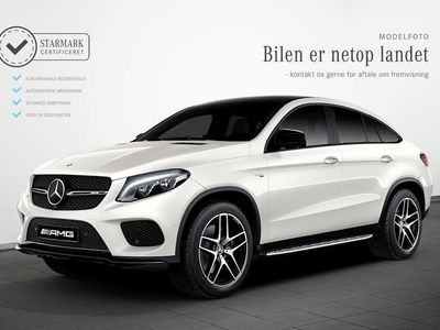 brugt Mercedes GLE43 AMG 3,0 AMG Sport Coupé aut. 4-M