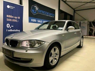 brugt BMW 118 d Advantage Steptr.