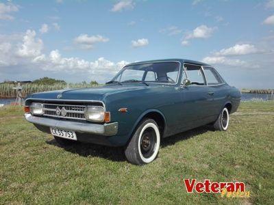 brugt Opel Rekord C 1.9