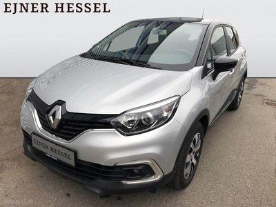 brugt Renault Captur 1,2 TCe 120 Intens EDC