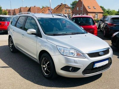 used Ford Focus 1,6 TDCi 109 Trend Collection stc.