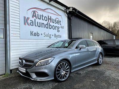 brugt Mercedes CLS350 d 3,0 AMG Line aut.
