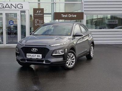 brugt Hyundai Kona 1,0 T-GDI Life 120HK 5d 6g