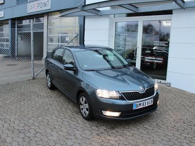 second-hand Skoda Rapid 1,2 TSi 110 Ambition SB