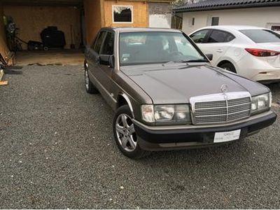 brugt Mercedes 190 1,8