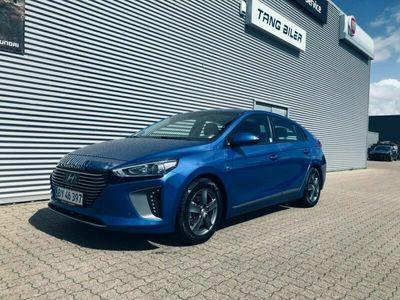 brugt Hyundai Ioniq PHEV Trend DCT 141hk