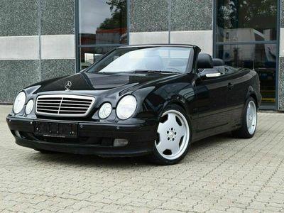 brugt Mercedes CLK430 CL Klasse