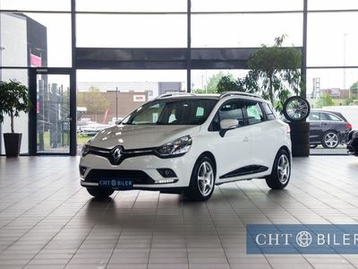 brugt Renault Clio IV 1,5 dCi 90 Dynamique ST