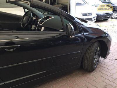 brugt Peugeot 207 CC 1.6