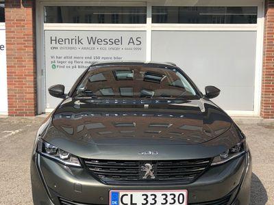 brugt Peugeot 508 SW 1,5 BlueHDi Allure EAT8 start/stop 130HK Stc 8g Aut. A+