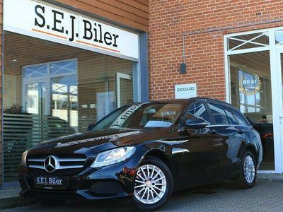 usado Mercedes C200 d 2,1 stc. 136HK aut 5d