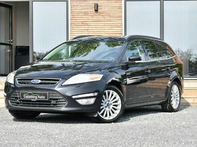 gebraucht Ford Mondeo 2,0 TDCi 140 Collection stc. aut