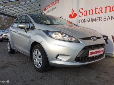 brugt Ford Fiesta 1,6 TDCi DPF Econetic 90HK 5d