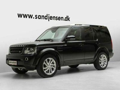 brugt Land Rover Discovery 4 3,0 SDV6 HSE Landmark aut. Van