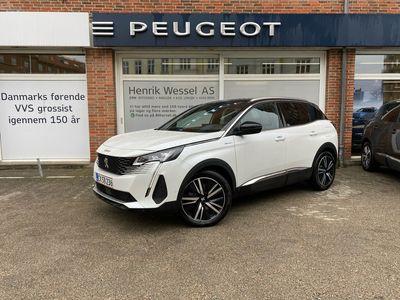 brugt Peugeot 3008 1,6 PureTech GT Pack AWD EAT8 300HK 5d 8g Aut. A