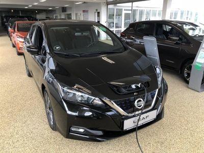 brugt Nissan Leaf el EL N-Connecta 150HK 5d Aut.
