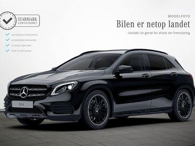 brugt Mercedes GLA250 2,0 AMG Line aut.