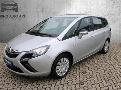 brugt Opel Zafira 1,6 CDTI Enjoy Start/Stop 136HK 6g - Personbil - Sølv
