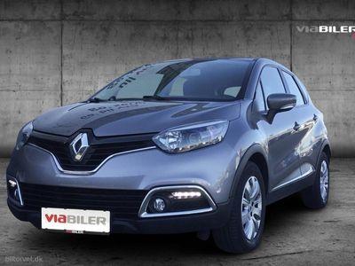 usado Renault Captur 0,9 TCE Expression Energy 90HK 5d