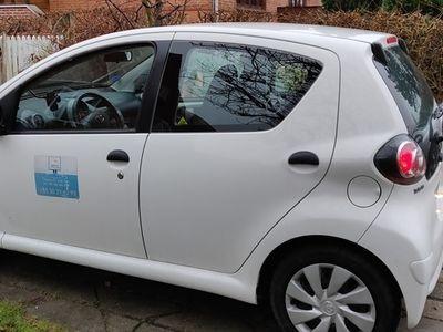 brugt Toyota Aygo 1.0 VVT-i
