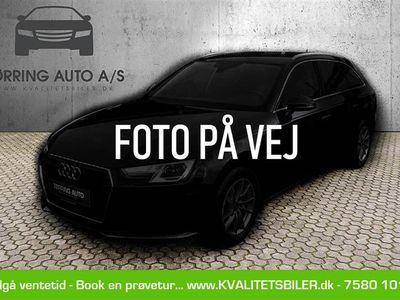 brugt Audi A4 2,0 TDI aut. 177HK Stc - Personbil - Sort
